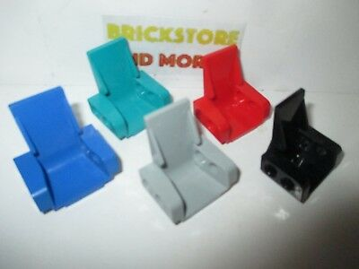 @@ GREY @@ GRIS LEGO 2717 @@ Technic Seat 3 x 2 Base x1