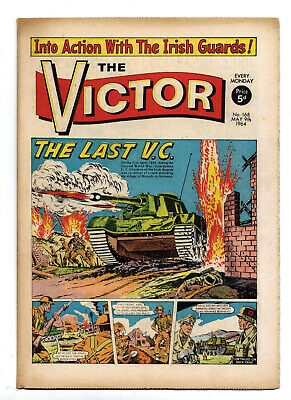 The Victor 168 (May 9, 1964) high grade copy
