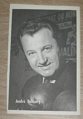 "CP - Carte Postale - Postcard - Postkaart ""André DASSARY"" Lotto-Photo"