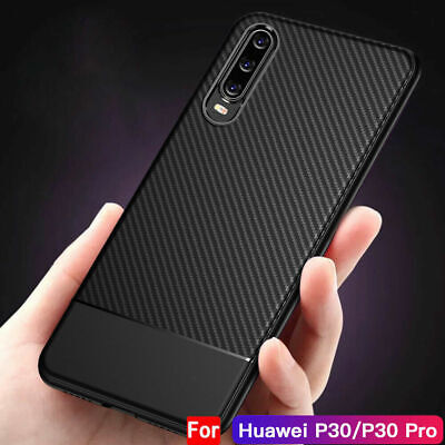 For Huawei P30 Pro/Lite Luxury Slim Hybrid Shockproof Case Silicone Cover New