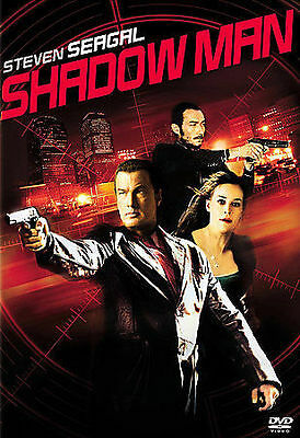 Shadow Man  DVD - Steven Seagal -  2006 Sony Pictures