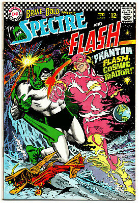 Brave And The Bold 72 - Flash App (Silver Age 1967) - 7.5