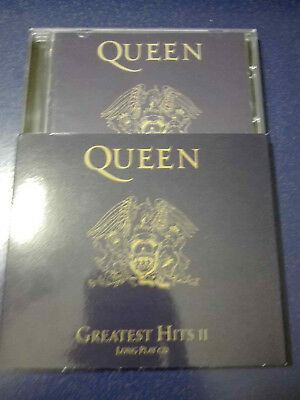 Queen - Greatest Hits Ii - Cd Raro Con Custodia Cartonata