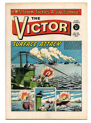 The Victor 162 (March 28, 1964) very high grade copy