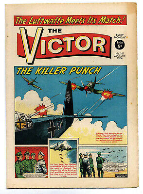 The Victor 161 (March 21, 1964) very high grade copy
