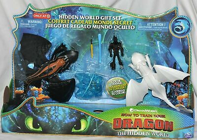 Armored Viking Figure BNIB Free Post! DreamWorks Dragons Lightfury and Hiccup