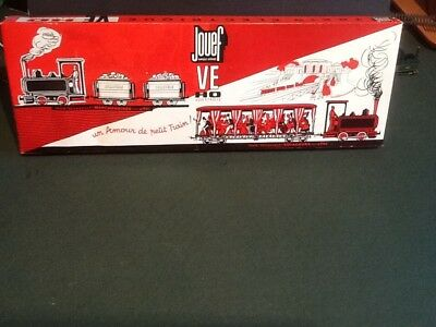 Jouef  Decauville Trainset Original Box Rare Reduced  £135.00O For 1week