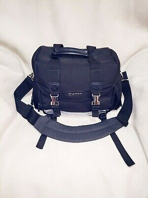 Canon 200DG Deluxe Gadget Camera Bag for EOS 5D 70D Digital Rebel T7i T5i T3i