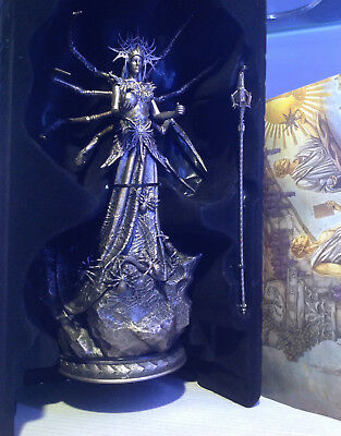The Elder Scrolls Online Summerset - Collectors Edition Mephala Statue & Map MIB