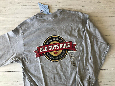 defa72e6 NEW Old Guys Rule T Shirt