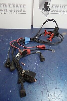Battery/ Electrical Wiring Harness Pride Jazzy 1120 Power Wheelchair #1712