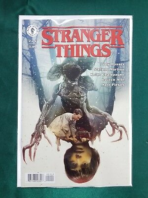 Stranger Things 2 Cover B Ruth Variant