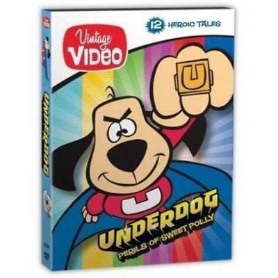 Underdog Perils of Sweet Polly 12 Herois Tales DVD 2016 (AMAZING DVD IN PERFECT