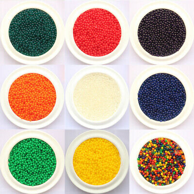 10000pcs Pearl Crystal Soil Water Beads Mud Grow Magic Balls Wedding Decor