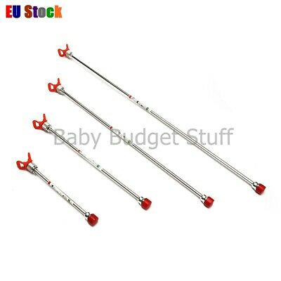 30/50/75/100cm Airless Paint Sprayer Tip Extension Pole for Airless Sprayer