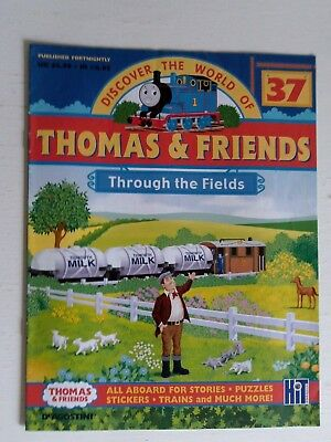 DISCOVER THE WORLD OF THOMAS AND FRIENDS No.37 -THROUGH THE FIELDS
