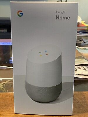 Google Home Brand New In The Box