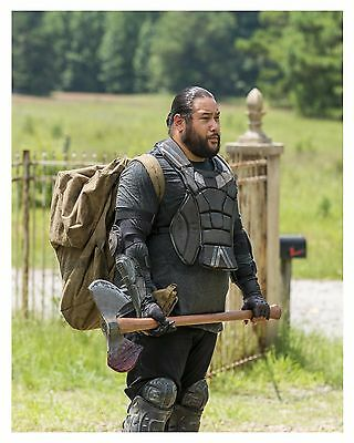 "* THE WALKING DEAD * ""JERRY"" (COOPER ANDREWS) (8x10) Print"