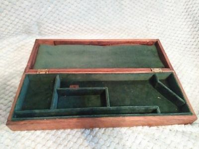 Wooden Case to fit a Smith & Wesson Model No. 2 Army