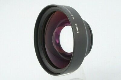 *Mint* Canon Wide Converter WC-DC58B 0.75x for About 58mm  13348