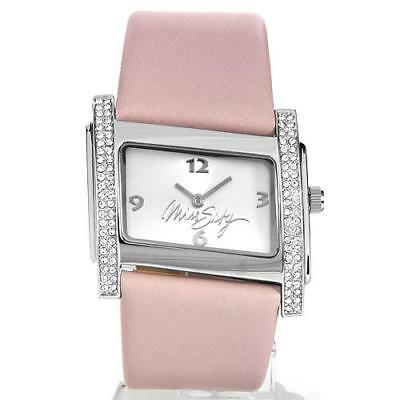 New Miss Sixty Ladies watch, Lilac leather strap  RRP 99€