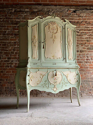 19th Century French Louis XV  Cabinet Commode circa France 1890