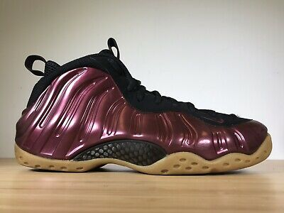 be4c01b129fc3 NIKE AIR FOAMPOSITE One Night Maroon 314996-601 Men s Size 9 ...