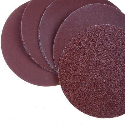 10pcs 75mm 3 Inch Round Shape Sanding Sheet Sander Discs Polishing PadJC bG