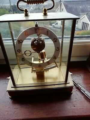 Vintage Kundo Electronic Clock, Nice Condition And Working Well.