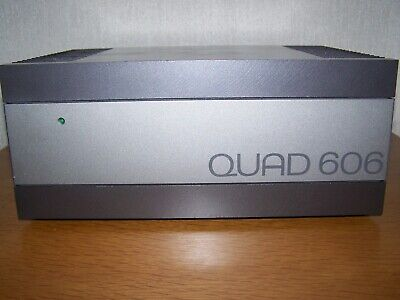 QUAD 405 POWER Amplifier - £140 00 | PicClick UK