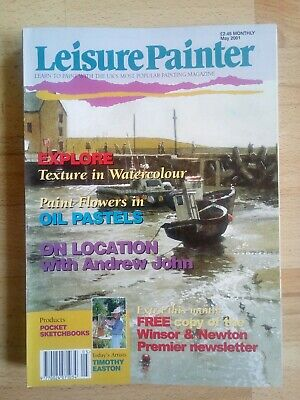 Leisure Painter - May 2001