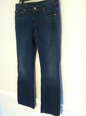ed53937f4c0 Ralph Lauren Polo Jeans Company women's size 4 Stretch Kelly Low Rise  Bootcut
