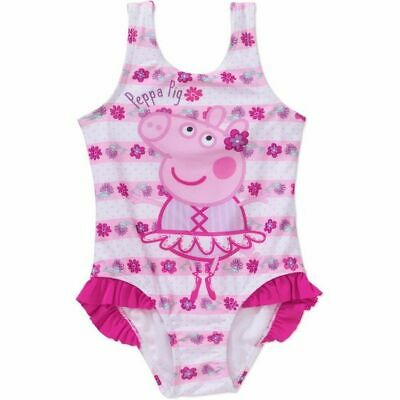 PEPPA PIG Swimsuit one-piece SIZE 2T NEW!