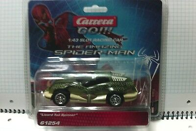124 / Exclusiv / Evolution Carrera Go 61254 Lizard Tail Spinner Neu