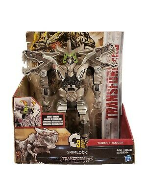 Hasbro Transformers The Last Knight Turbo Changer Grimlock Action Figure Toy
