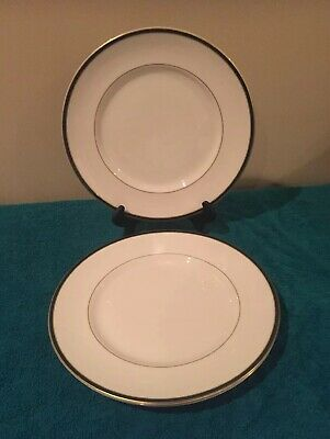 Set Of 3 - Royal Doulton OXFORD GREEN (ENGLAND) Dinner Plate 560756