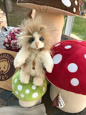 Manufactured Ingenious Charlie Bear Red Fox Gumboots Forest Friend Isabelle Lee Rare Qvc