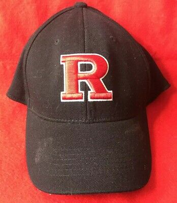 new concept 971c0 2e100 Rutgers University Scarlet Knights Baseball Cap ~ Top Of The World ~ NEW