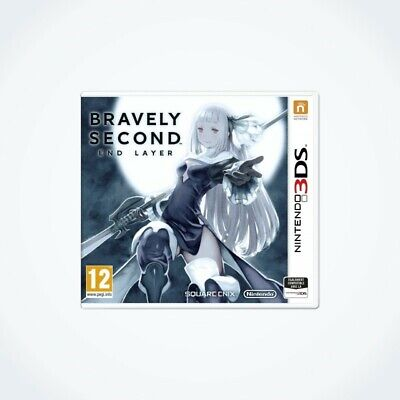 BRAVELY SECOND : End Layer sur Nintendo 3DS / Neuf / Sous Blister / Version FR