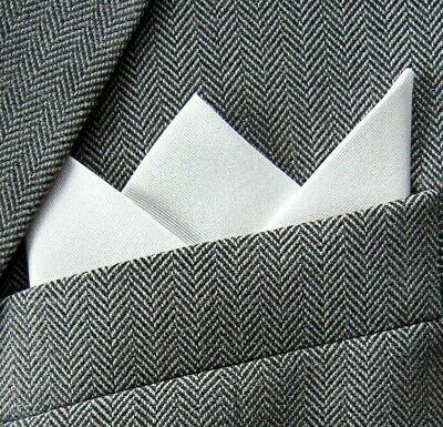 SUPERNOVA Dogtooth 3 Point Pocket Carded Handkerchief Mod Scooter Ska 2 Tone 60s