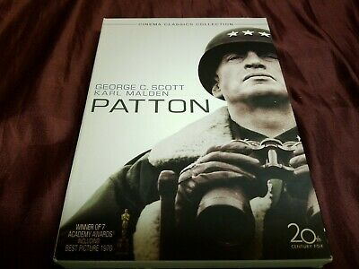 Patton  DVD Special Edition, Sensormatic Like new! Ships fast!