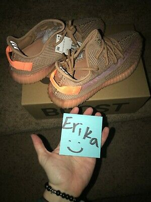 new concept 63a5f df65d Yeezy Boost 350 v2 clay EG7490 Size 8 - New with box - dead stock -