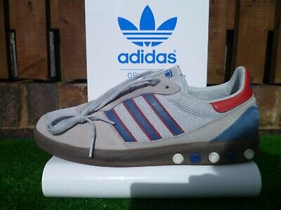 aaa65141ec988 VINTAGE BOXED ADIDAS Handball WM UK12 (spzl ,indoor super,handball ...