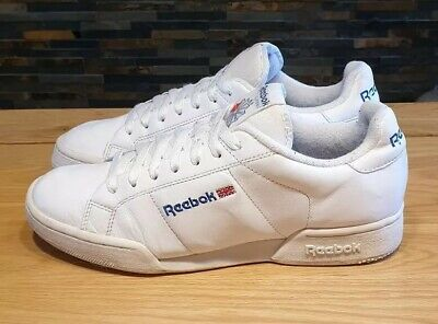 c2764853d36 ... TG Mens Sneakers Leather Shoes White Workout Rbk BD4922.