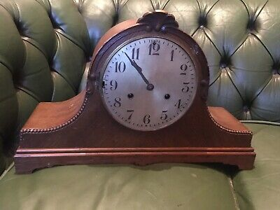 Antique Early 20th. Century Mantle Clock. Spares And Repairs