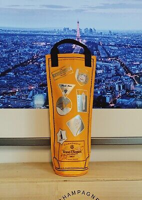 Veuve Clicquot Champagne Bag Tote Limited Edition Very Rare Ice Jacket