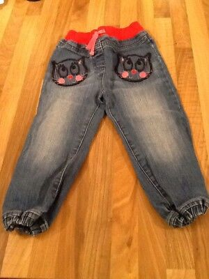 CUTE Bluezoo Denim Jeans Age 2-3 Yrs **Excellent Condition- Worn Once**