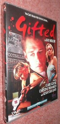 Gifted (2003) Rare DVD,Kay Mellor, British TV Drama, Claire Goose, Kenny Doughty
