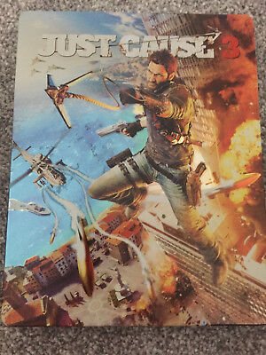 Just Cause 3 Steelbook RARE (PS4)