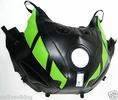 Bagster TANK COVER BMW R1150R Rockster 01-06 BLACK GREEN Baglux PROTECTOR 1427F